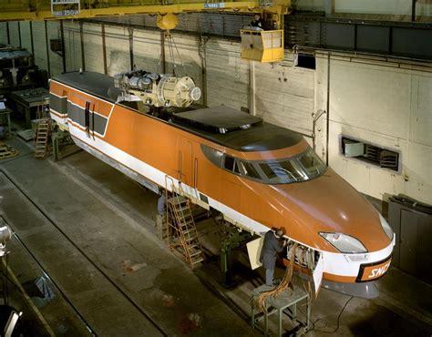 Prototype à Turbine Tgv 001 Open archives