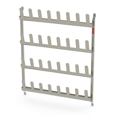 Sneaker Wall Rack by Wall Mounted Shoe Racks Uk Manufacturer Syspal Uk