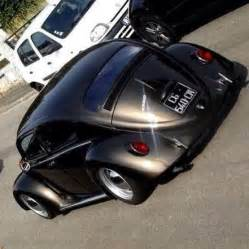 grey volkswagen bug chopped vw beetle gun gray cars pinterest