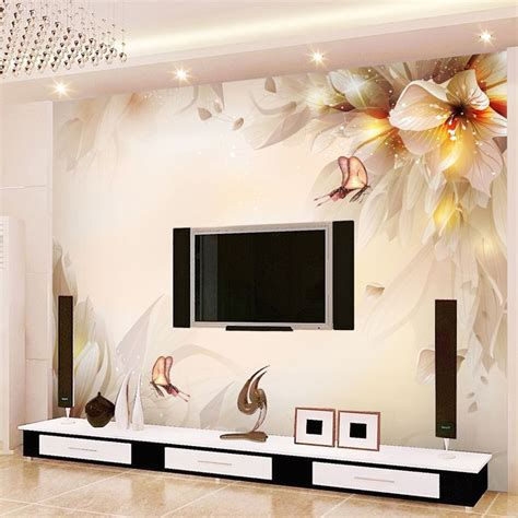 simple wall paintings for living room best 25 wallpaper for living room ideas on pinterest