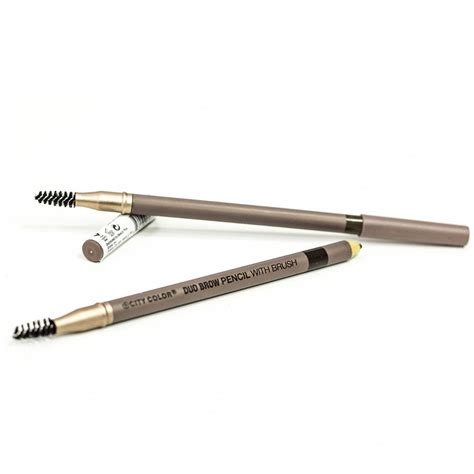 Cyber Colors Auto Eyebrow Pen 05 Brown city color duo brow pencil w brush 6 colors for choice eyebrow eye brow liner ebay