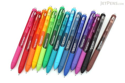 papermate color pens paper mate inkjoy gel pen 0 7 mm 14 color set