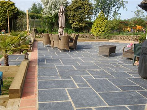 Patio Paving Ideas Paving A Patio Driveway Edging Ideas Driveway Paving