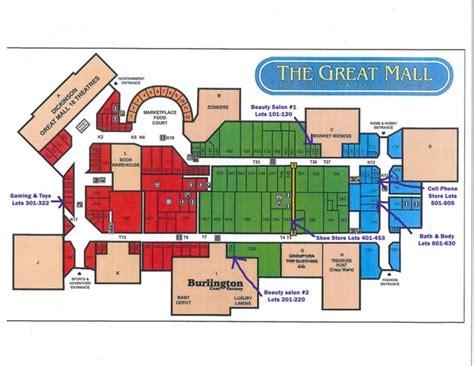 san jose great mall map great mall map map2