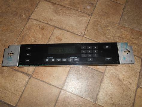 KITCHENAID KERC500YBL2 Range oven Control panel Board