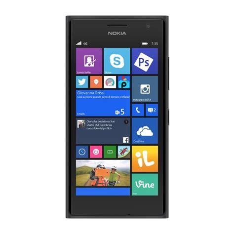 nokia lumia 735 nokia lumia 735 187 smartphone