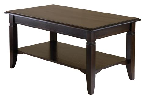 winsome nolan coffee table by oj commerce 40237 110 06
