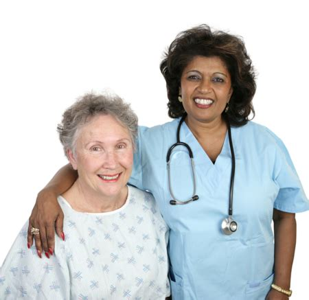 home health care using a home health care agency home health aide
