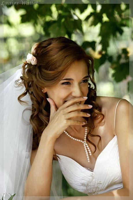 Hochzeitsfrisuren Mittellanges Haar Offen by Brautfrisuren Langes Haar Offen