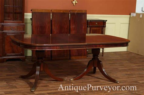 mahogany dining room tables mahogany dining room table with leaves seats 12 14 people