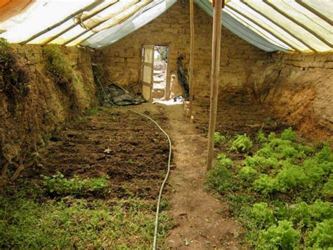 underground grow room a 300 underground greenhouse offers a year diy growing sanctuary