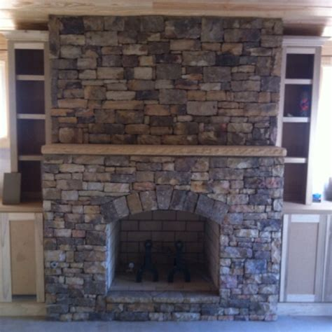 Fieldstone Fireplace 17 Best Images About Fireplaces On Electric