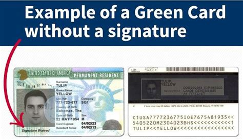 resident green card template did you a green card does not always a