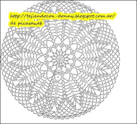 carpetas tejidas a ganchillo crochet pinterest patrones crochet ganchillo graficos crochet small