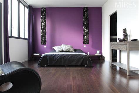 chambre grise et violette amazing harmonie et srnit ambiance violette c chambre with