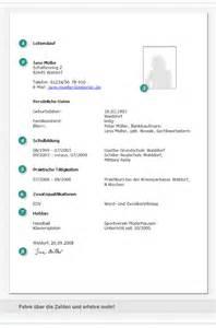 Lebenslauf Unterschrift Datum Ort Berufsprofiling