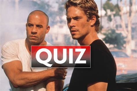 fast and furious quiz fast furious 7 trailer launch test your knowledge of
