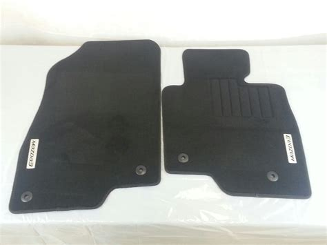 Mazda 3 Floor Mats by New Genuine Mazda 3 Bm Bn Carpet Floor Mats Set Mazda3