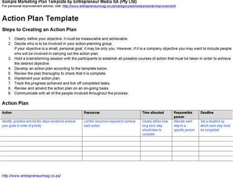 strategic life plan templates download free premium