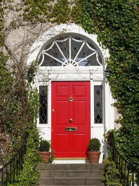 paint  front door  change     home