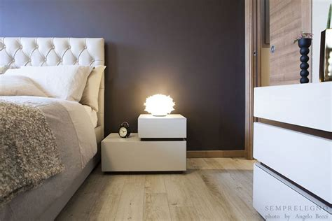 comodini per camere da letto soggiorno design con cucina a vista e da letto