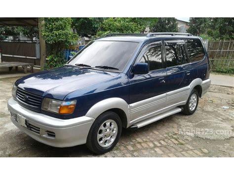 Tv Mobil Kijang Lgx toyota kijang 1997 lgx 1 8 di jawa barat manual mpv biru