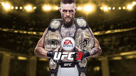 Sony Ps4 Ea Sports Ufc 3 Dvd ea onthult ea sports ufc 3 that s gaming
