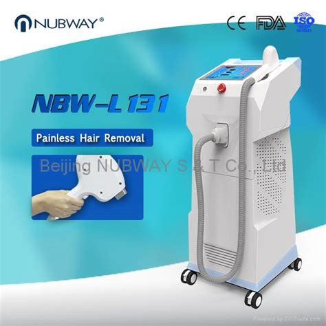 diode laser permanent hair removal machine professional ce approve 808nm diode laser permanent hair removal machine nbw l131
