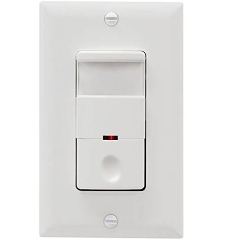Sensor Light Switches For Bathrooms Motion Sensor Switch By Topgreener Occupancy Sensor Switch