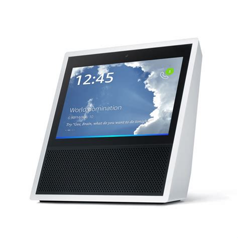 amazon echo show why silicon valley is all wrong about amazon s echo show