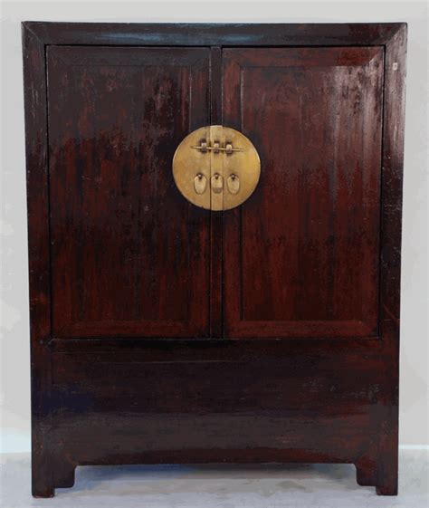 asian inspired media cabinet antique asian furniture ming style large cabinet from