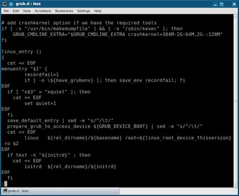 tutorial grub linux grub 2 bootloader full tutorial
