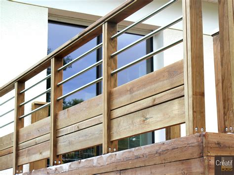 Garde Corp Bois Pour Terrasse 2756 by Garde Corps Bois Garde Corps