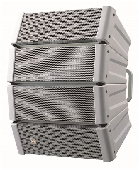toa electronics pte ltd hx 5w compact line array speaker system