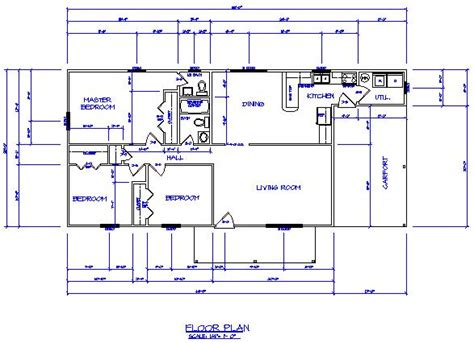 layout drawing meaning drawing a floor plan in a cad program