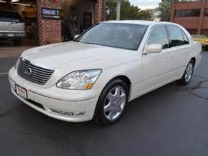 Lexus Ls4 Lexus Ls430 Pictures Posters News And On Your