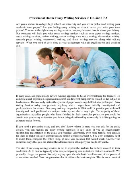 Professional Essay Writing Services by Essay Writers Uk Persuasive Reviews With Expert Writing Help