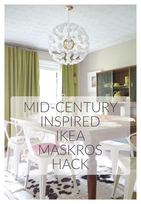 maskros le cheap mcm inspired ikea maskros hack with suspension maskros