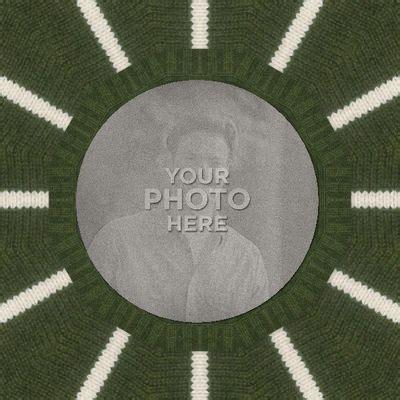 007 Sweater Green digital scrapbooking kits green sweater album 1 cod