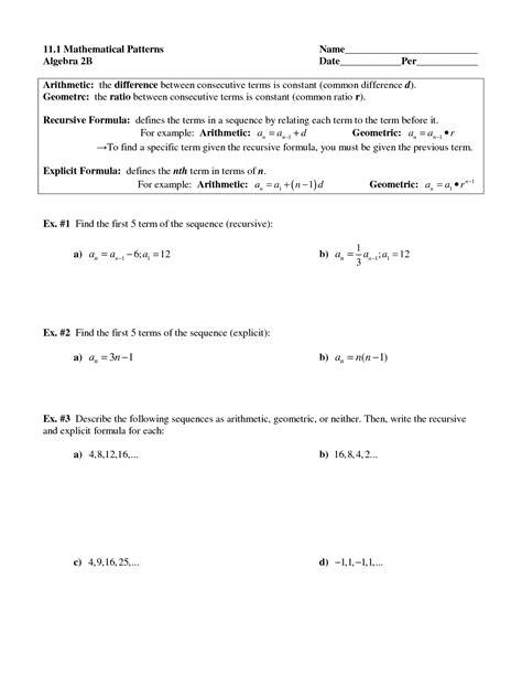 Glencoe Algebra 2 Worksheet Answers by 15 Best Images Of Glencoe Algebra 1 Worksheet Answers