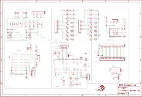 atmega development board electronics lab