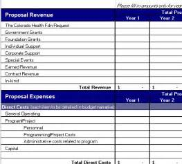 item excel template line item budget template