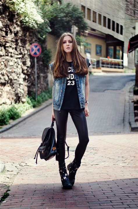 rock chic how to rock the rock chic style glam radar