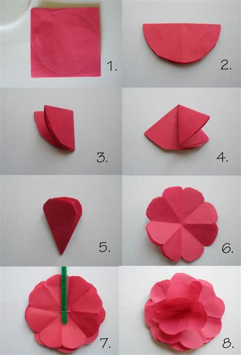 Blumen Zum Basteln by Papierblumen Basteln Mit Kindern Sch 246 Ne Ideen Und