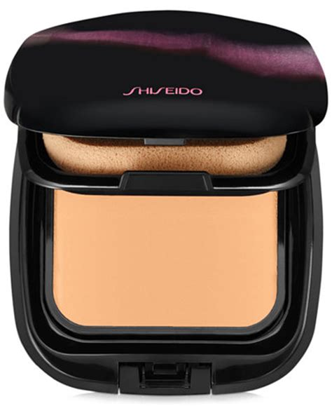 shiseido smoothing compact foundation refill