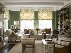 living room shades fretwork roman shades transitional living room