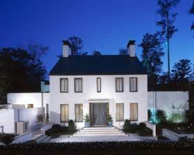 Contemporary Colonial House Plans by Modern Colonial Houzz