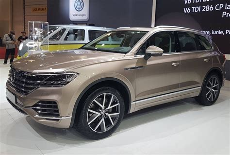 Volkswagen Touareg 2020 by 2020 Volkswagen Touareg Concept And Specs 2019 2020