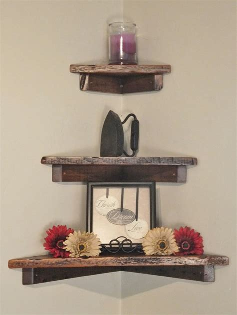 Shelf Master Corner Shelf by 1000 Images About Rustic Decor On Twine