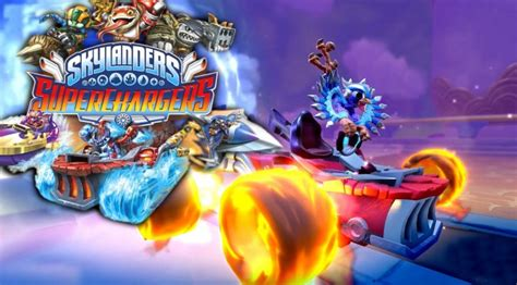Kaos Lego Graphic 7 skylanders superchargers play reveal family